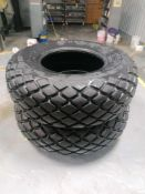 (2) Goodyear 18.4-26 12 Ply Rating
