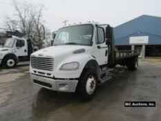 2009 Freightliner M2 Flatbed Truck
