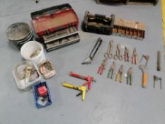 Miscellaneous Tools & Tool Boxes