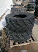 (2) Solideal 21L-24 IND SLAR4 Tire