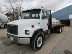 1998 Freightliner FL80 Rollback Flatbed Truck