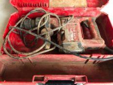 Hilti TE 24 Hammer Drill
