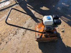 Ground Pound Plate Compactor