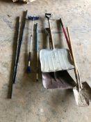 Snow Shovels, Shovels, & Handles