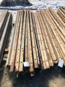 """(58) 1"""" x 9' Symons Steel Ply Fillers"""