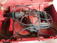Hilti TE55 Hammer Drill