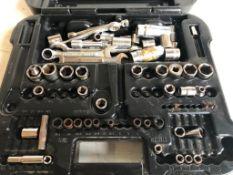 Craftsman Mechanic Tool Set & Tool Box