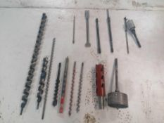 Miscellaneous Core & Wood Drill Bits