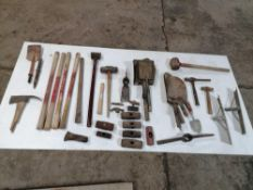 Miscellaneous Handles & Parts for Yard Tools