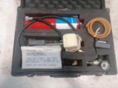 Air Quality Monitor with Calibration Kit for Confined Space Entry