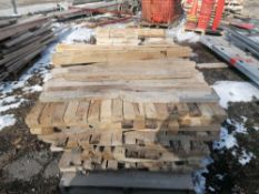 """Pallet Wood Stakes - (400) 24"""" Wood Stakes"""