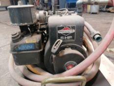 Briggs & Stratton Hypro Hydrostatic Test Pump