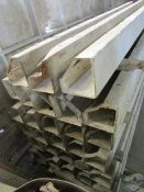 "(33) 6"" x 6"" x 8' ISC Symons Steel Ply Forms"