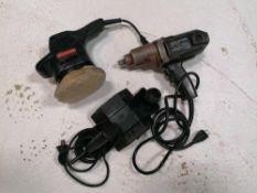 Buffer/Polisher, Impact Wrench & Planer
