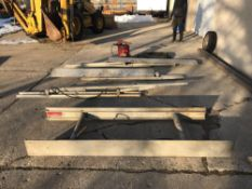 Speed Shore Hydraulic Trench Shoring with Pump