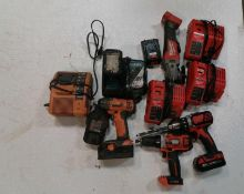 Miscellaneous Tools & Chargers