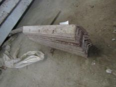(16) 1' Angle Symons Steel Ply Forms