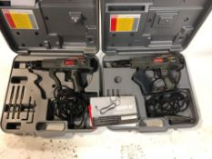 (2) Senco DS200-AC Collated Screw Drivers