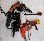 (4) Miscellaneous Drills
