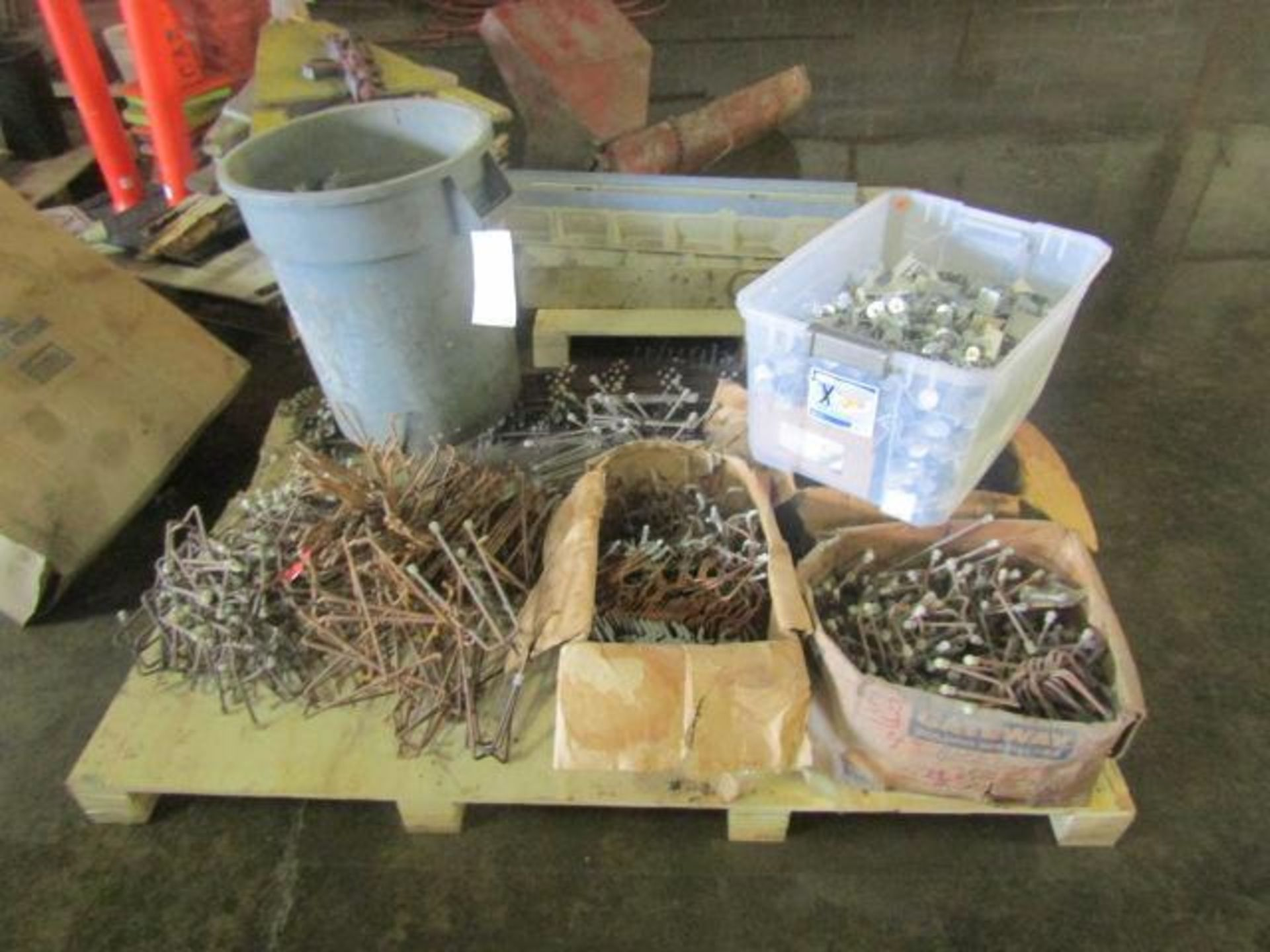 Lot 54 - Pallet of Rebar Chairs