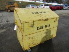 5' x 4' Rolling Utility Box