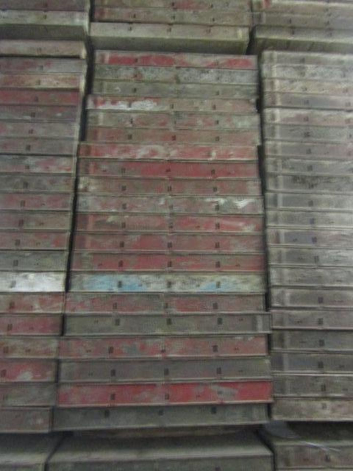 """Lot 209 - (20) 24"""" x 4' Symons Steel Ply Forms"""