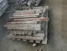 "(57) 2"" x 3' Inside Bay Corners Symons Steel Ply Forms"
