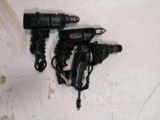 (3) Drills
