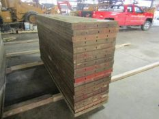 "(20) 24"" x 8' Symons Steel Ply Forms"