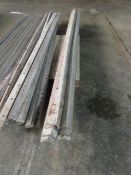 (25) 8' Angle Symons Steel Ply Forms