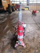 (1) Milwaukee Core Drill Rig (1) Black & Decker Core Drill Rig