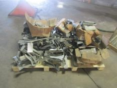 Pallet of Concrete Forming System Brackets