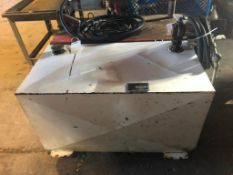 100 Gallon Fuel Transfer Tank w/ 12V Pump