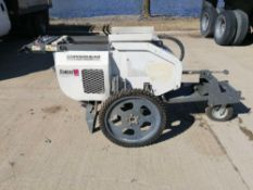Somero Copperhead Laser Screed, (1) Operation Box Connections, (1) Trimble Model GCR-4, Serial #