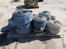 (25) Discharge Hoses, Located in Naperville, IL