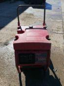 GENERAC WheelHouse 5500 Heavy Duty Generator, Model 01646, Serial #1008010039. Located in