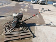 Power Trowel, Honga GX340 Motor. Located in Naperville, IL.