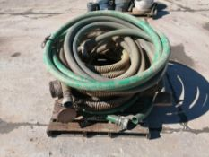 (7) Suction Hoses, Located in Naperville, IL.