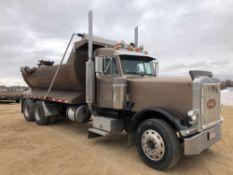 1997 Peterbilt 379 Round Dump Truck, Vin # 1XP5DB9X5VD397709, 976591 Miles, Roadranger Eaton