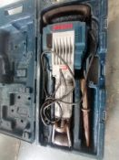 (1) Bosch Pneumatic Hammer Model 11C35. Located at 301 E Henry Street, Mt. Pleasant, IA 52641.