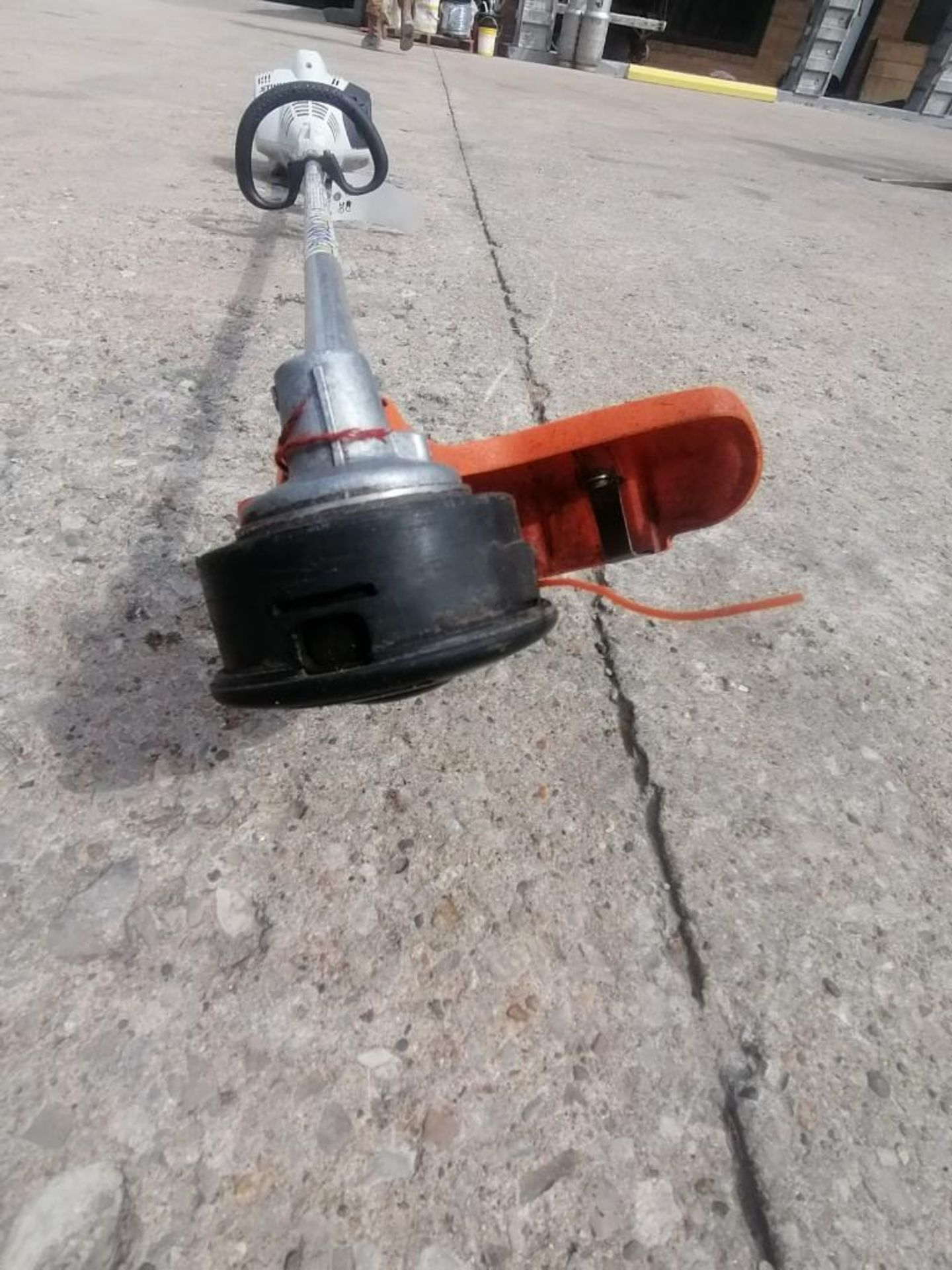 Lot 42 - (1) Stihl FS56RC String Trimmer. Located at 301 E Henry Street, Mt. Pleasant, IA 52641.