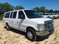 2013 Ford E3500 XLT Super Duty Van, VIN #1FBSS3BL1DDB08027, 209673 Miles, Model E3500XLT Super