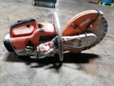 Stihl Cutquick Concrete Saw. Located at 301 E Henry Street, Mt. Pleasant, IA 52641