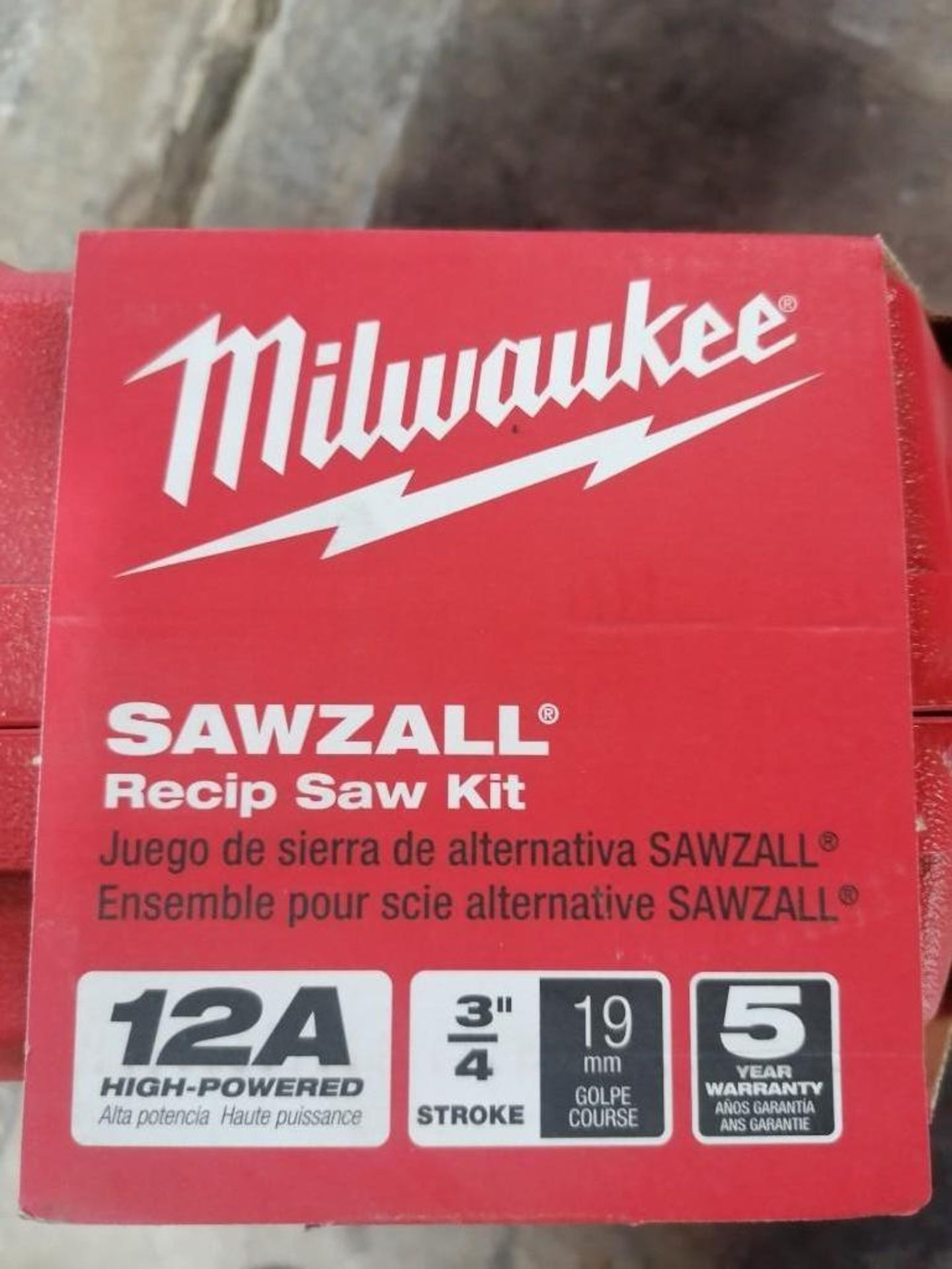 (4) NEW Milwaukee Sawzall 6509-31. Located at 301 E Henry Street, Mt. Pleasant, IA 52641 - Image 4 of 5