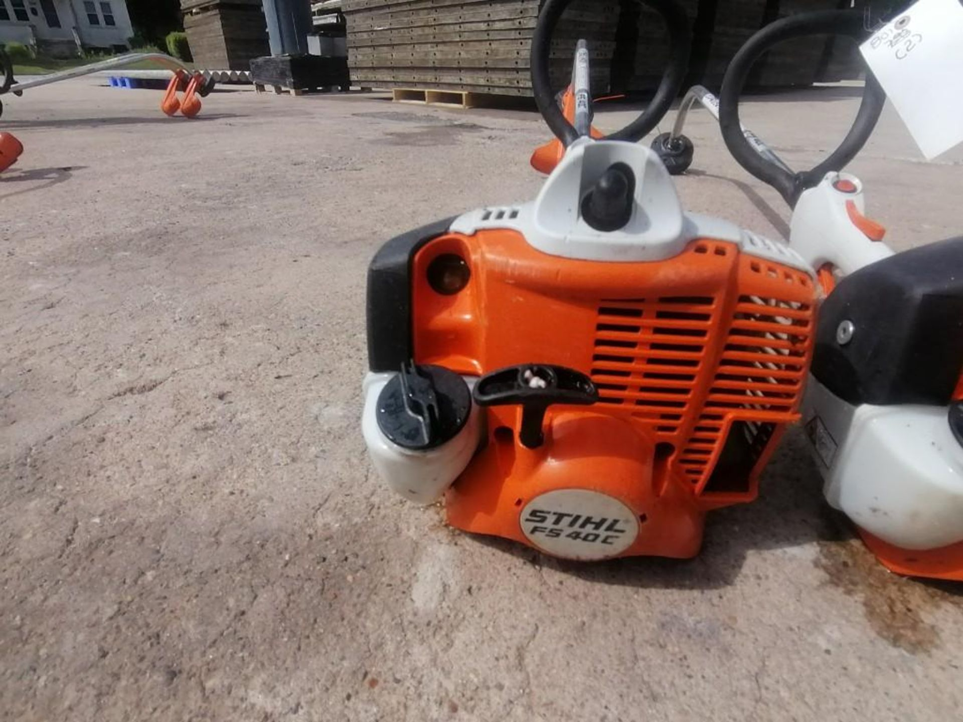(2) Stihl FS40C String Trimmer. Located at 301 E Henry Street, Mt. Pleasant, IA 52641. - Image 4 of 6