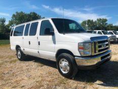 2013 Ford E3500 XLT Super Duty Van, VIN #1FBSS3BL2DDA83266, 314176 Miles, Model E3500XLT Super