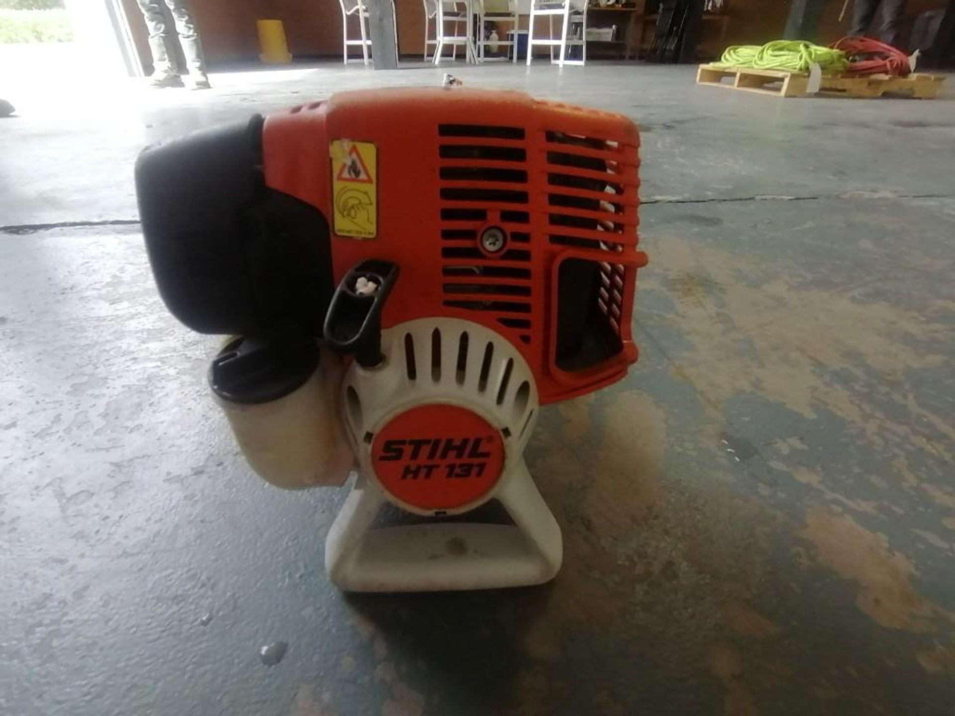 Lot 30 - (1) Stihl HT131 Long Reach Chainsaw. Located at 301 E Henry Street, Mt. Pleasant, IA 52641.