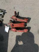 (3) Hilti HDM 500 Caulk Guns. Located at 301 E Henry Street, Mt. Pleasant, IA 52641.
