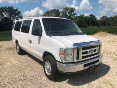 2014 Ford E3500 XLT Super Duty Van, VIN #1FBSS3BL8EDA32131, 251749 Miles, Catalytic Converter has