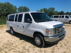 2013 Ford E3500 XLT Super Duty Van, VIN #1FBSS3BL6DDA87059, 215626 Miles,Catalytic Converter has